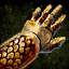 Honed Scale Gauntlets