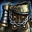 Knight's Barbaric Legplates