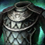Berserker's Tempered Scale Chestplate
