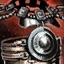 Faulender Gladiatoren-Brustpanzer
