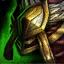 Berserker's Feathered Headpiece
