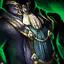 Rampager's Masquerade Raiments