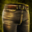 Honed Leather Pants