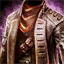 Berserker's Rascal Coat