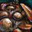 Marinierter Pilz