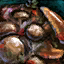 Champignon mariné
