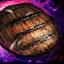 Gegrillter Portobellopilz