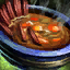 Bowl of Degun Shun Stew