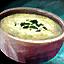 Bol de soupe à la truffe des neiges