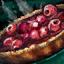Tartelette aux baies d'Omnom