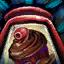 Bol de glaçage chocolat-baies d'Omnom