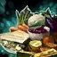 Schmaus mit ascalonischem Salat