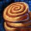 Spirale à la cannelle