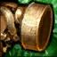 Tête de marteau en orichalque