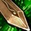Lame d'épée en orichalque