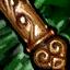 Garde de dague en orichalque