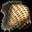 Doublure d'espauliers en bronze