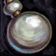 Tige en cuivre et en perle