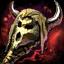Trident d'Ogre chevaleresque