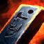 Eisiger Runenstein