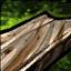 Planche de bois ancestral