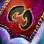 Berserker's Intricate Linen Insignia