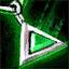 Smaragdanhänger