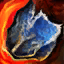 Pieza de lapislázuli
