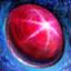 Orbe de rubis