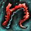 Tentáculo de coral