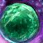 Orbe d'émeraude