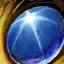 Orbe de saphir