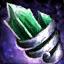 Ornate Emerald Jewel