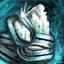 Verschönertes verziertes Beryll-Juwel