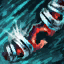 Bijou orné de corail embelli