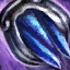 Verschönertes brillantes Saphir-Juwel