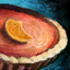 Orange Passion Fruit Tart