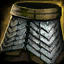 Soldier's Reinforced Scale Legs