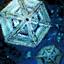 Glittering Snowflake