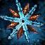 Adorned Snowflake