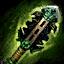 Dague tribale