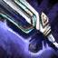 Cavalier's Glyphic Longblade
