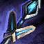 Cavalier's Glyphic Trispear