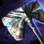 Magi's Glyphic Axe