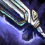 Magi's Glyphic Longblade