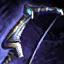 Arc long glyphique enragé