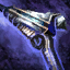 Lance-harpon glyphique militaire