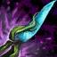 Dague verdoyante cavalière