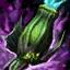 Trident verdoyant cavalier