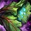 Bouclier verdoyant enragé